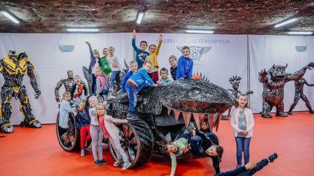 Pod Warszawą jest jedyna taka galeria na świecie (fot. GFS)