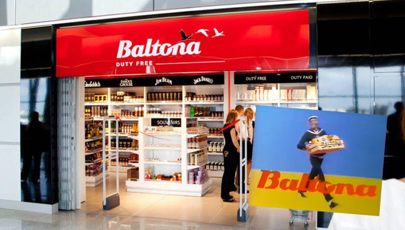 Baltona zajmuje się przede wszystkim wynajmem i prowadzeniem sklepów i restauracji w portach lotniczych (fot. Facebook/Baltona)
