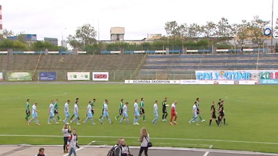 Stadion Stomilu Z Nowoczesnym Oświetleniem Tvp3 Olsztyn