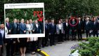 Ciężko uwierzyć w to, że Donald Tusk nie doradza Rafałowi Trzaskowskiemu – ocenia ekspert (fot. Facebook/Senat RP)