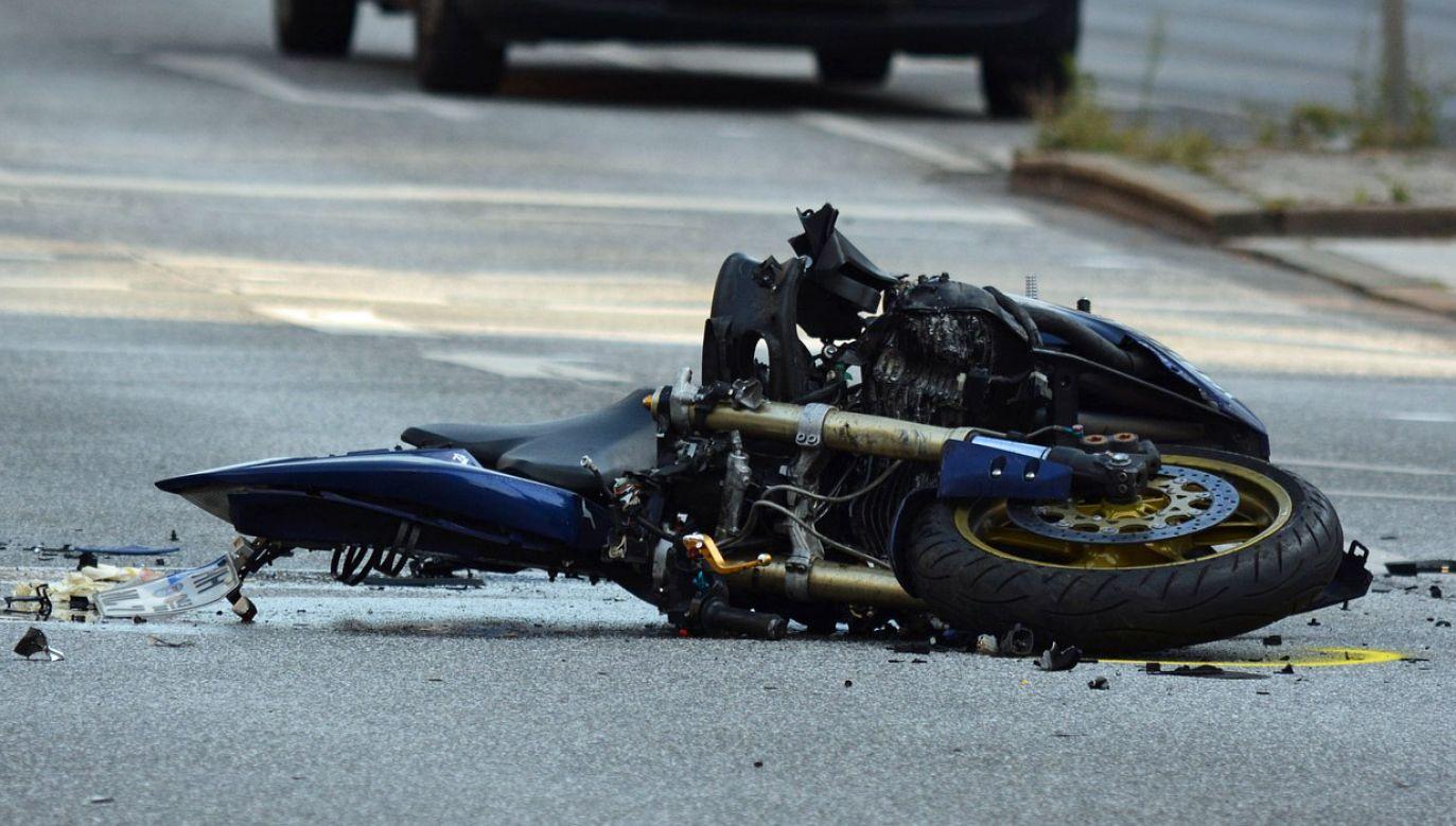 W wypadku zginęło siedmiu motocyklistów (fot. Pixabay/fsHH)