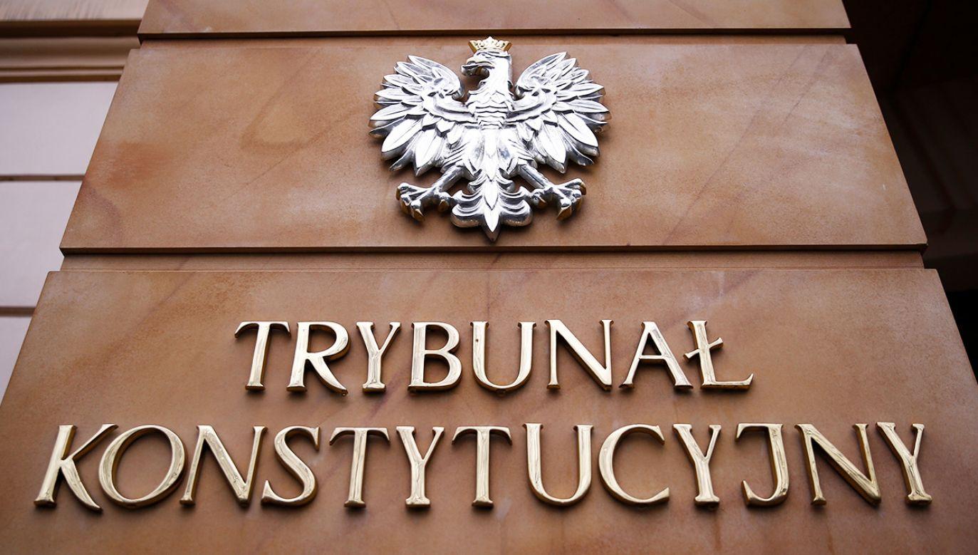 Zdaniem rządu Trybunał Konstytucyjny jest jedynym organem uprawnionym do rozstrzygnięcia spornej kwestii dot. przepisów zastosowanych do wydania czwartkowej uchwały SN (fot. Reuters/Kacper Pempel)