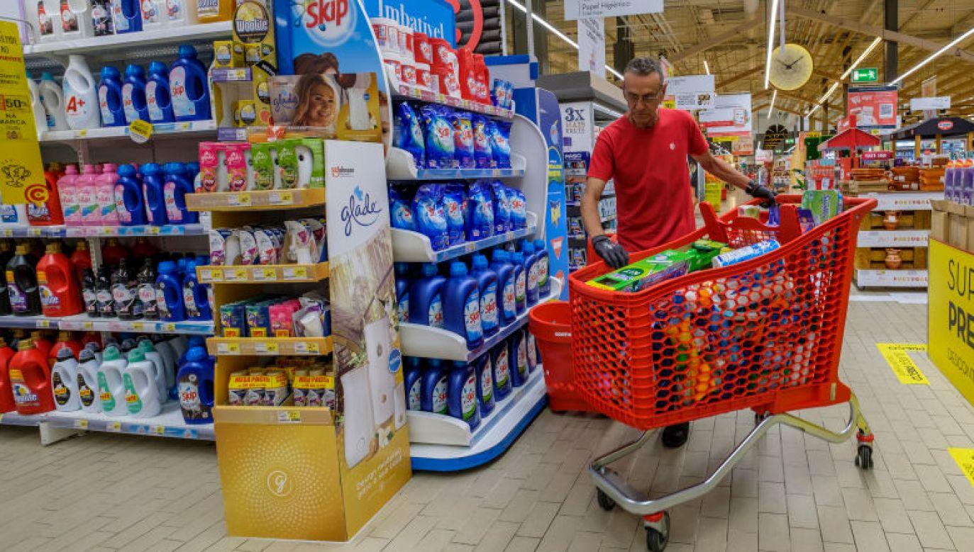 W tym miesiącu handlowa niedziela przypadnie 24 listopada (fot. Horacio Villalobos#Corbis/Corbis via Getty Images)