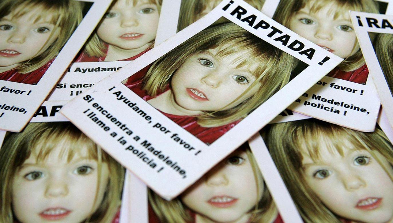 Madeleine do dziśnie odnaleziono (fot. Andrew Milligan - PA Images/PA Images via Getty Images)