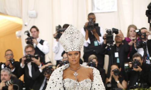 Rihanna. Fot. REUTERS/Eduardo Munoz