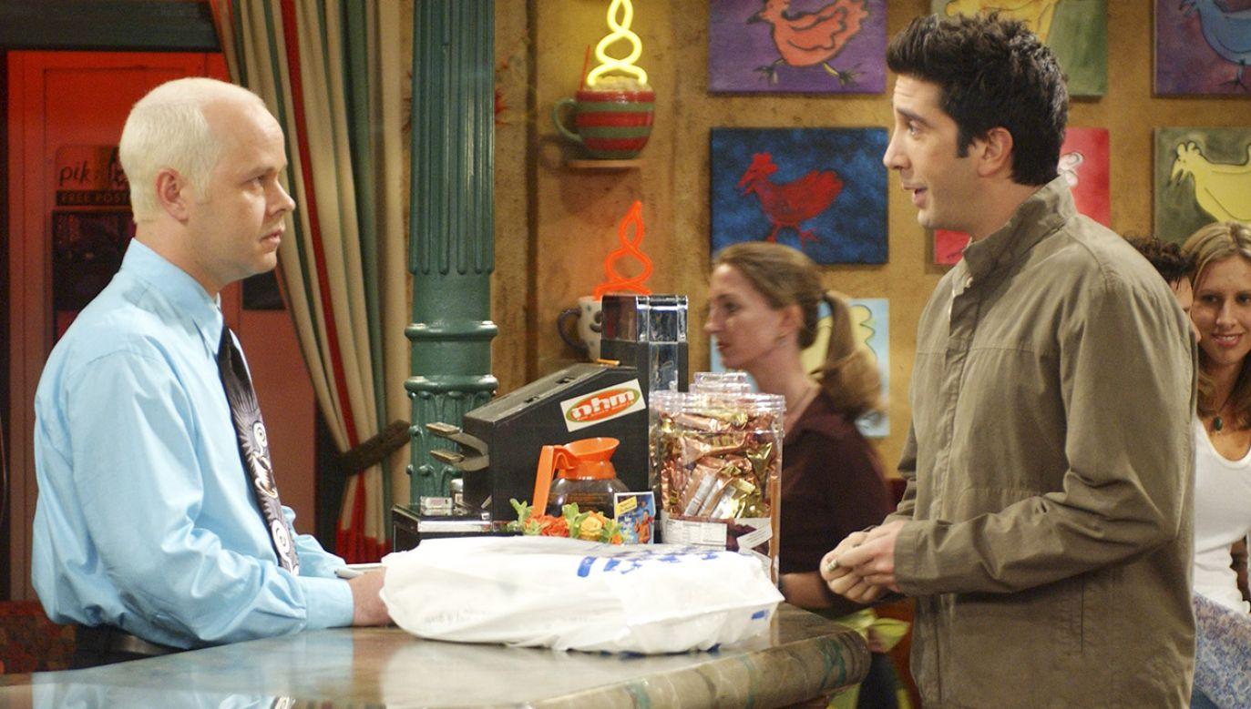 """Aktor był znany z roli Gunthera w serialu """"Przyjaciele"""" (fot. D.Feld/NBCU//Getty)"""