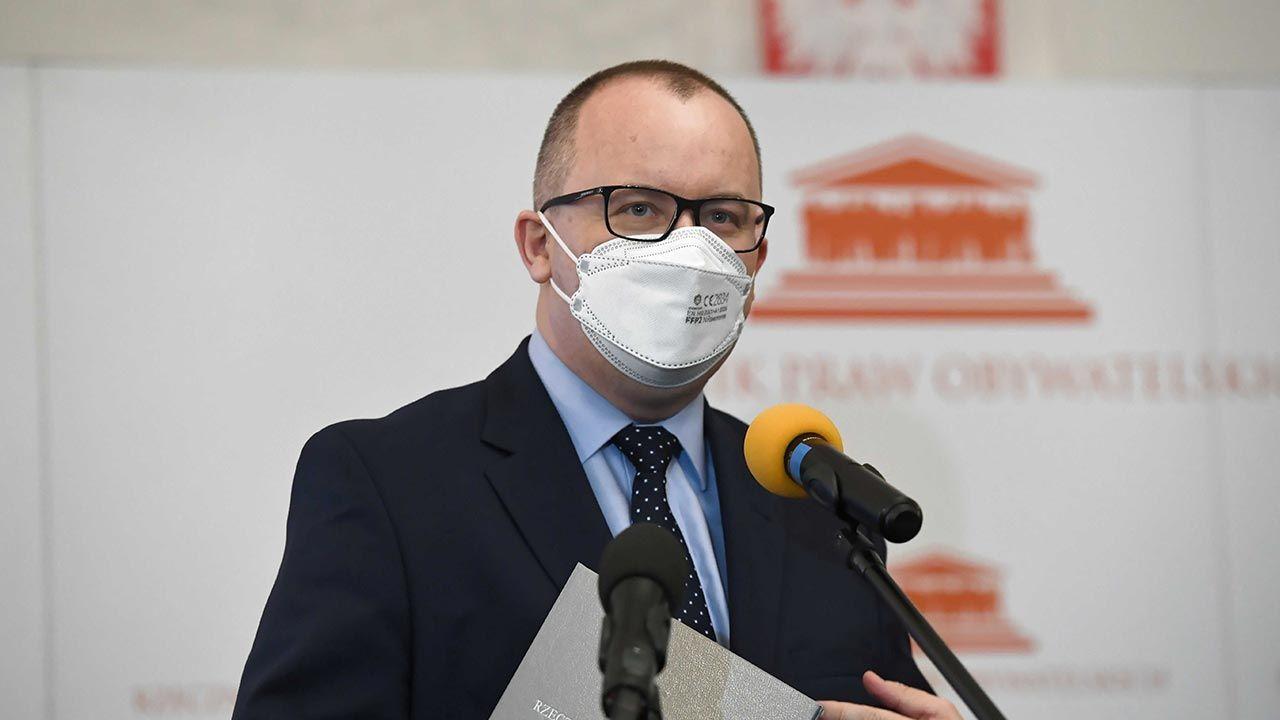Adam Bodnar (fot. PAP/Piotr Nowak)