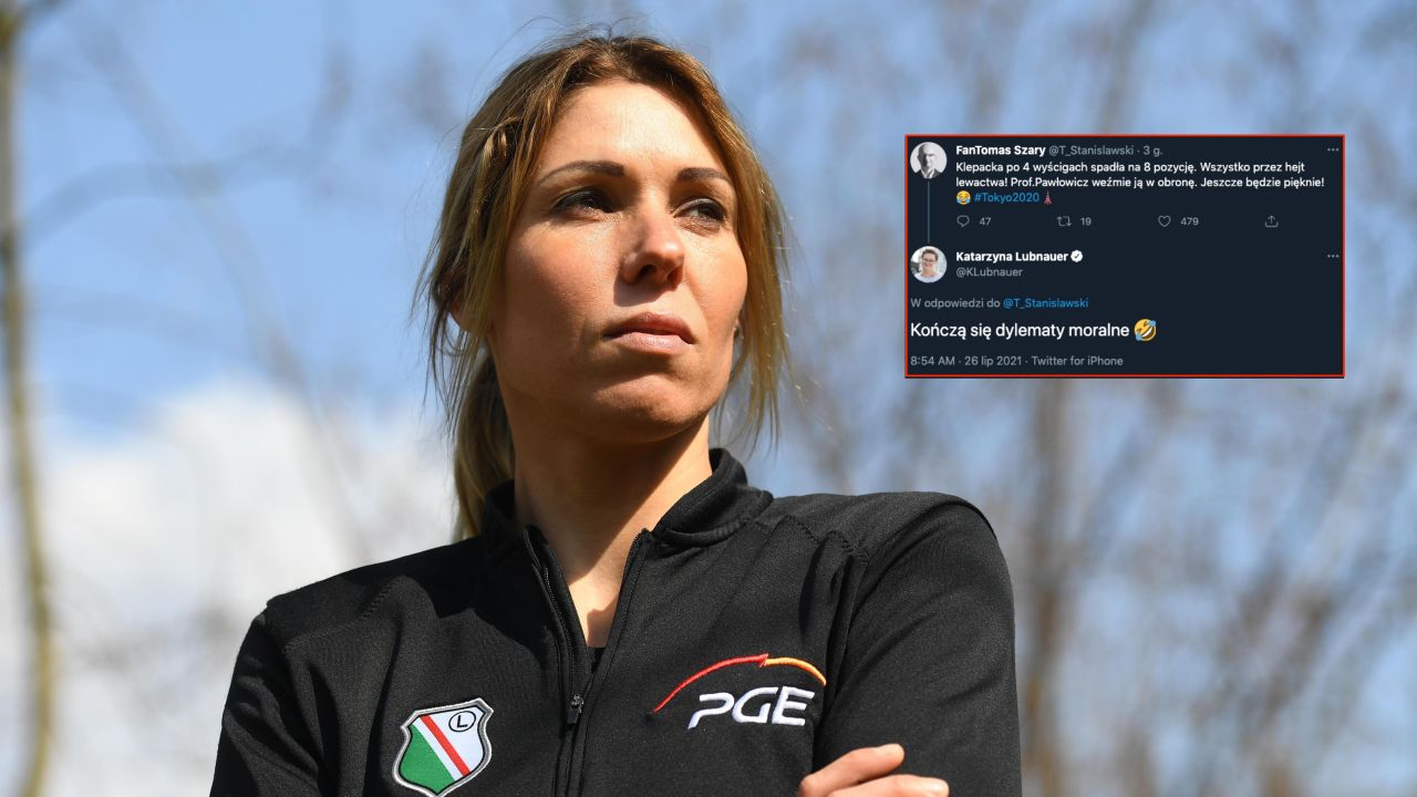Zofia Klepacka (fot.  PAP/Piotr Nowak, twitter.com/KLubnauer)