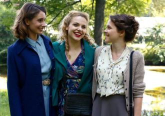 """""""Wartime Girls"""" will compete in Shanghai for the Magnolia Award."""