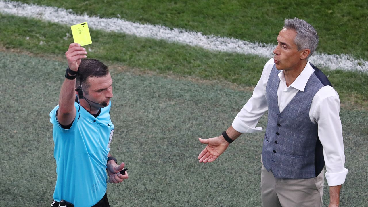 Z prawej Paulo Sousa (fot. Getty Images)