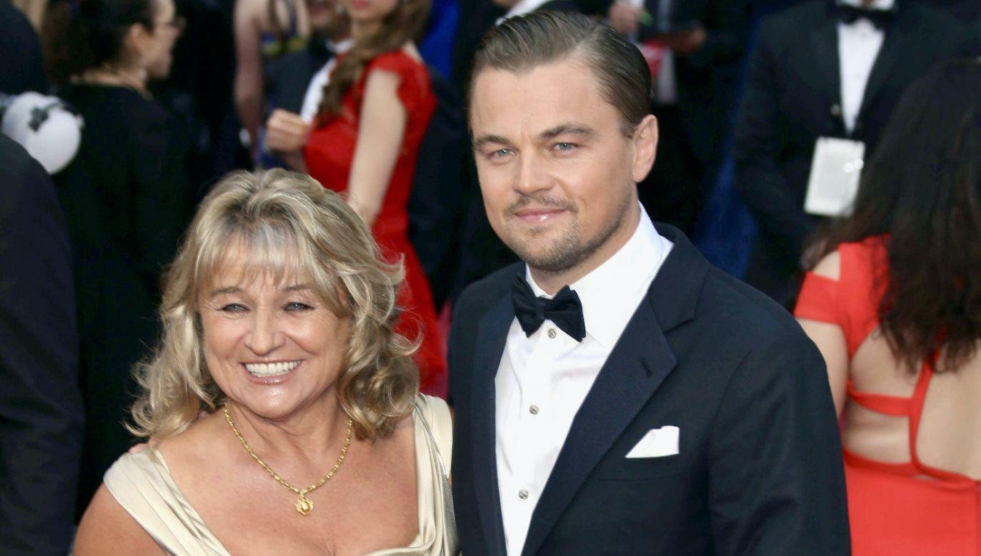 Leonardo DiCaprio kupił mamie Irmelin luksusową rezydencję (fot. arch.PAP/DPA)
