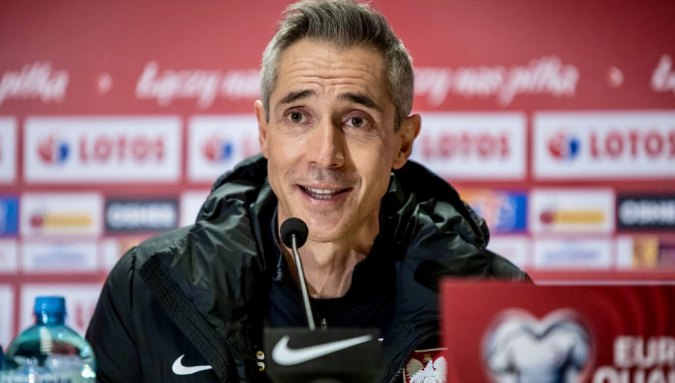 Paulo Sousa będzie mógł skorzystać z większej liczby piłkarzy podczas Euro 2020 (fot. M.Barbanell/SOPA/LightRocket/Getty Images)