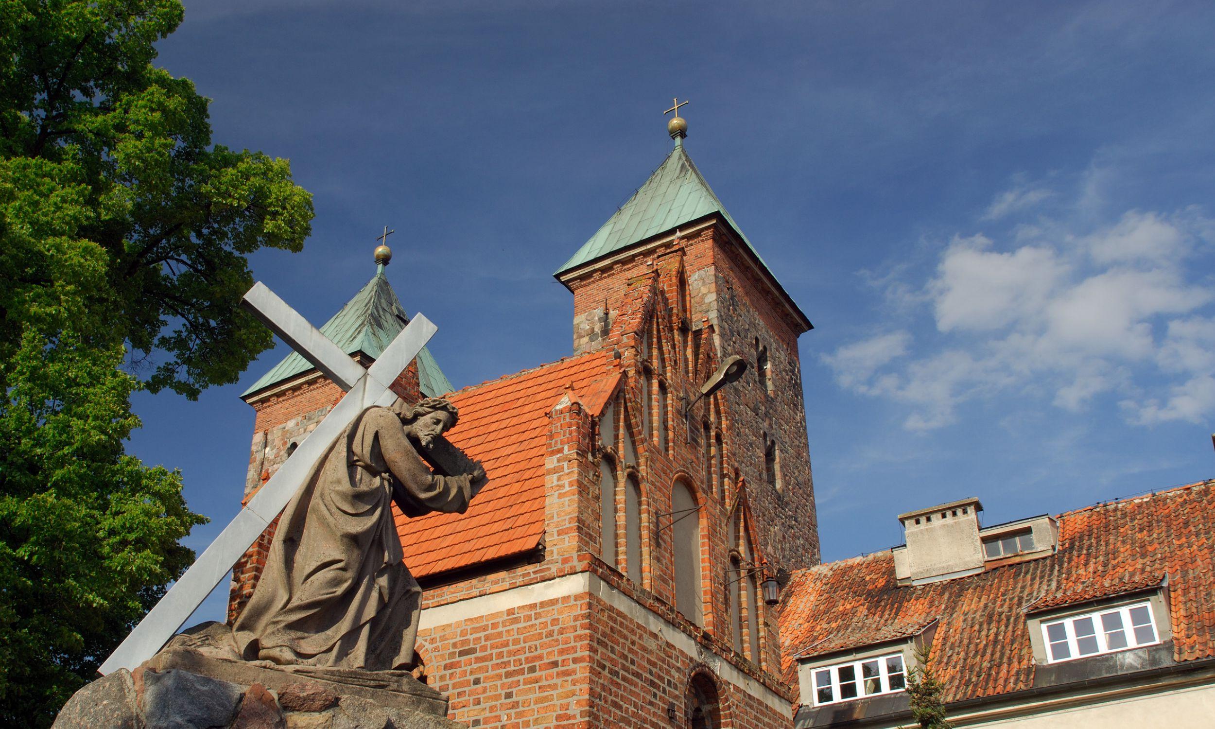 To jedna z najstarszych świątyń na Mazowszu. Fot. Renata i Marek Kosińscy/Forum