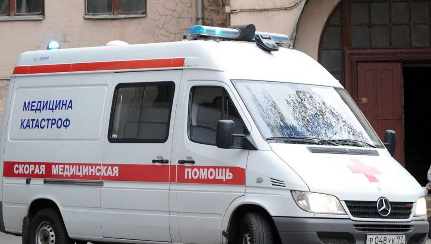 Kierowca zasnął za kierownicą (fot. arch. PAP/ITAR-TASS/Astapkovich Vladimir)