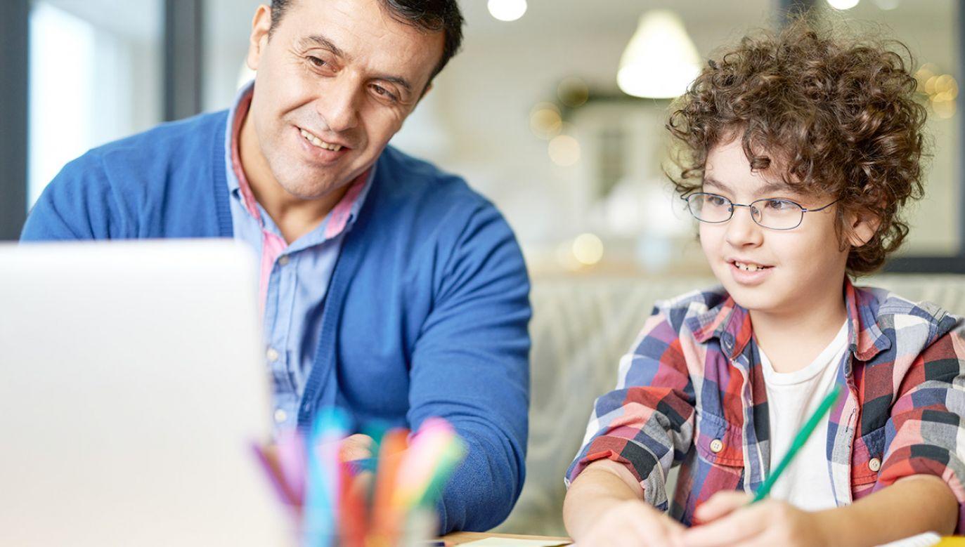 Każde dziecko może korzystać z dobrodziejstw edukacji domowej (fot. Shutterstock)