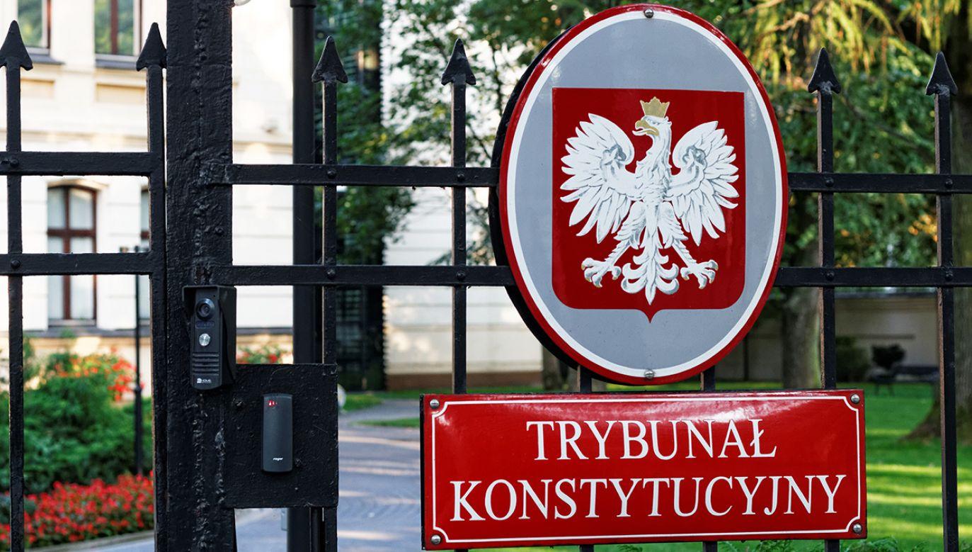 Trybunał był jednomyślny (fot. Shutterstock/MOZCO Mateusz Szymanski)