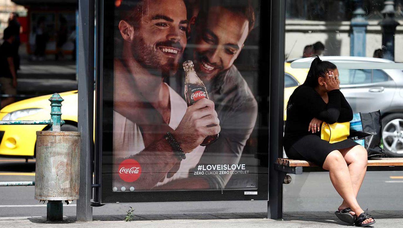 """Koncern zobowiązano, by w przyszłości nie zamieszczał reklam """"szkodzących rozwojowi dzieci i młodzieży"""", a także nakazano mu zapłacenie grzywny (fot. EUTERS/Bernadett Szabo)"""