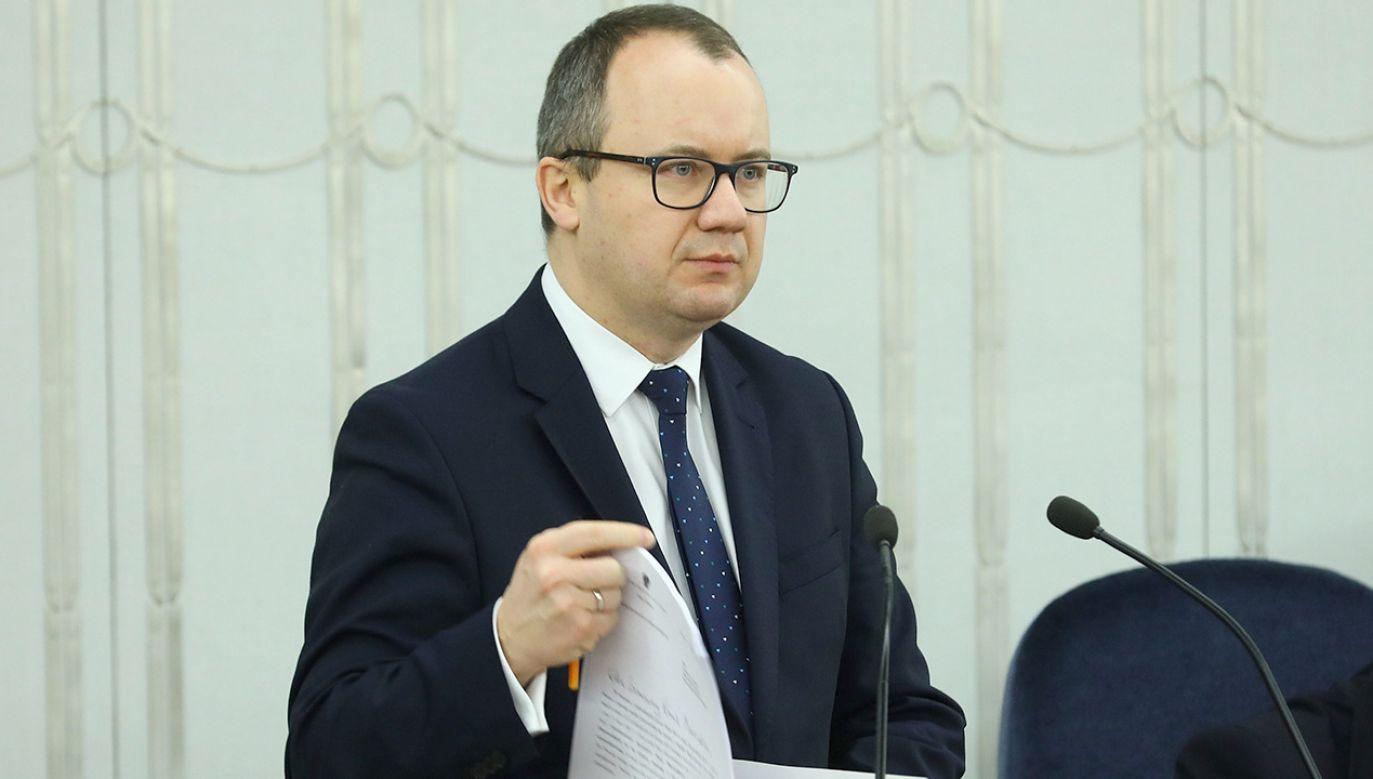 Rzecznik praw obywatelskich Adam Bodnar  (fot. PAP/Rafał Guz)