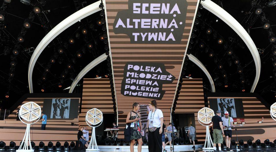 Koncert Sceny Alternatywnej poświęcony będzie również 6 dekadom polskiego bigbitu (fot. N. Młudzik/TVP)