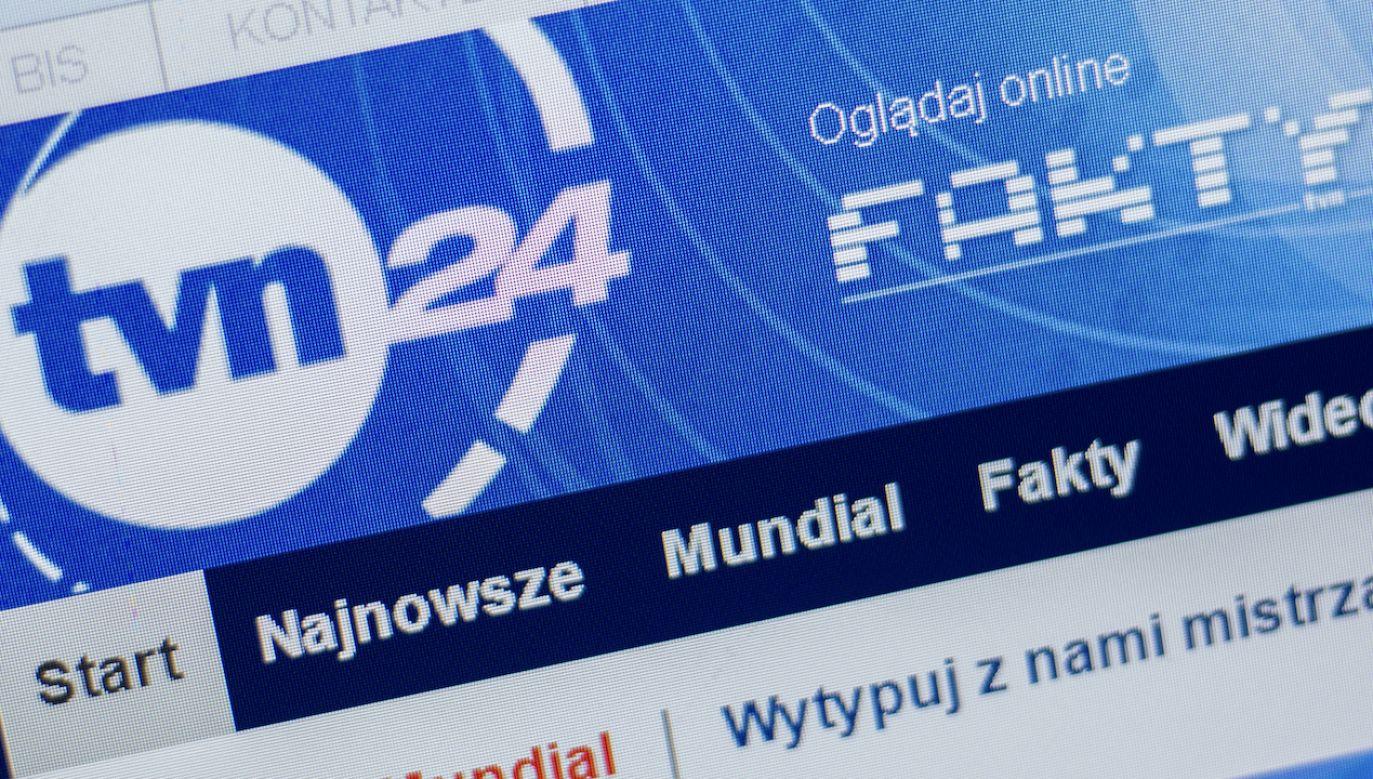 """Sprostowanie ma zostać wyemitowane do 22 stycznia w głównym wydaniu """"Faktów"""" (fot. Shutterstock/Sharaf Maksumov)"""