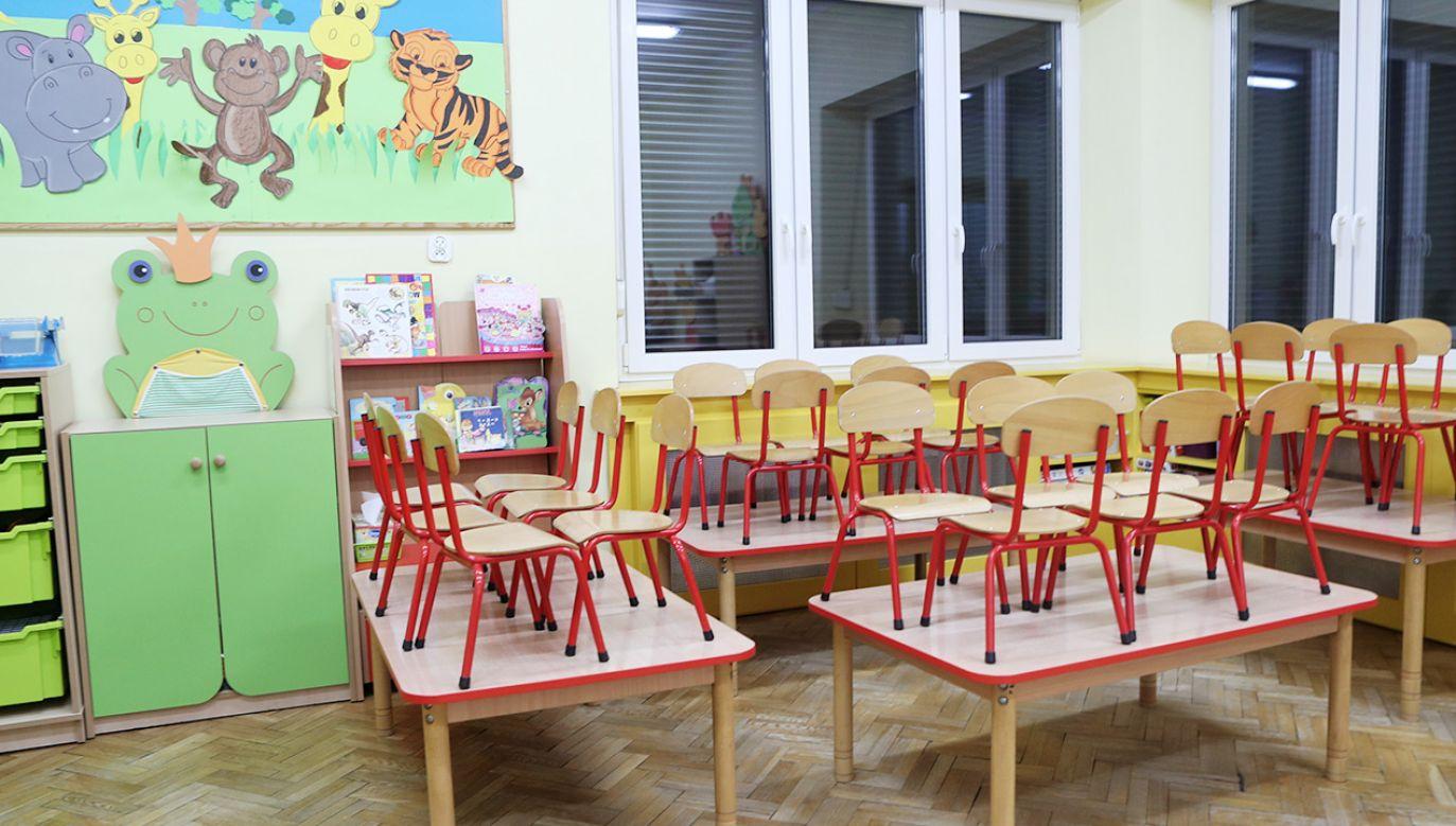 W związku z otwarciem żłobków i przedszkoli zasiłek opiekuńczy tylko do 18 kwietnia (fot. PAP/Roman Zawistowski)