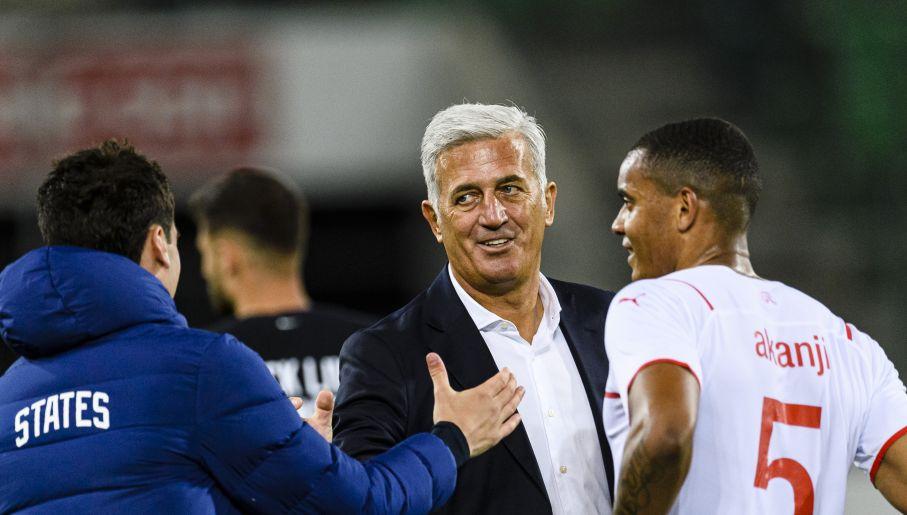 Vladimir Petković musi zapanować nad gorącymi temperamentami swoich piłkarzy (fot. Getty Images)