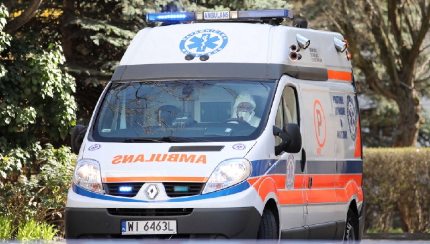 Zakażenie wirusem SARS-CoV-2 potwierdzono w chwili obecnej u 56 osób z Warmii i Mazur (fot. PAP/Leszek Szymański)