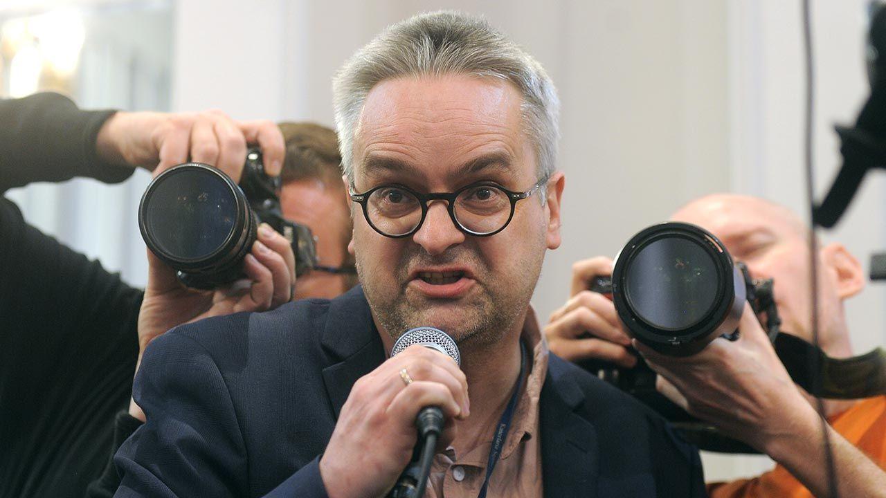 Wojciech Czuchnowski (fot. Forum/Adam Chelstowski)