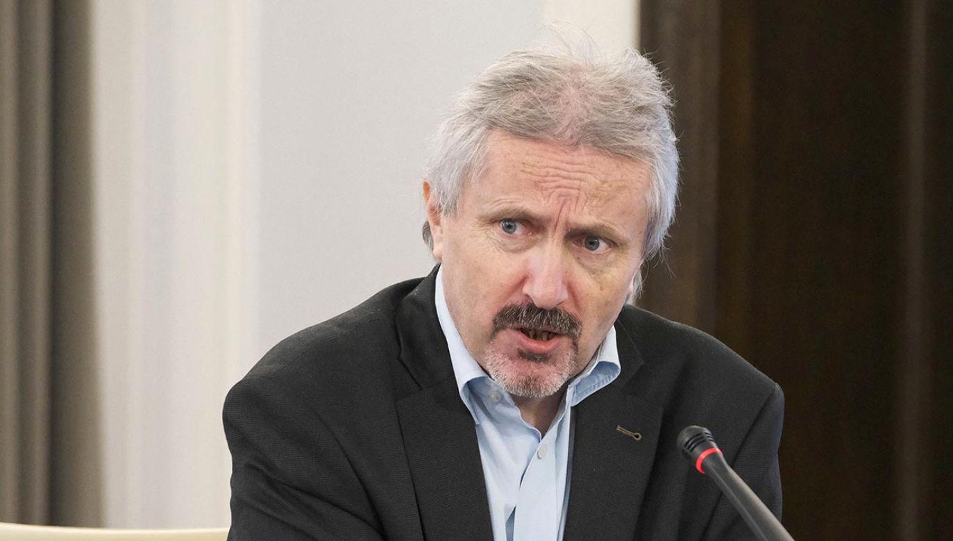 Politolog Rafał Chwedoruk (fot.  PAP/Mateusz Marek)