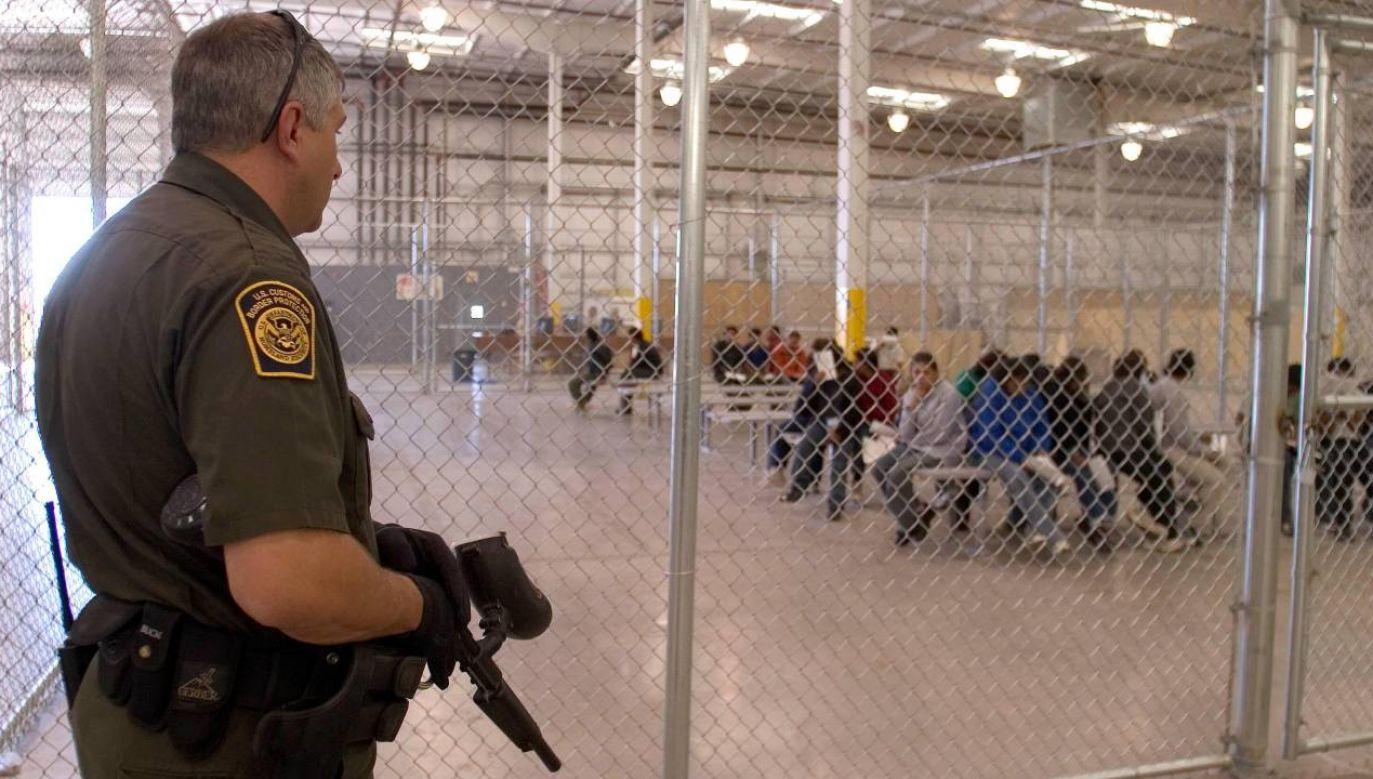 Ameryka zmaga się z kryzysem migracyjnym (fot. US Customs and Border Protection)