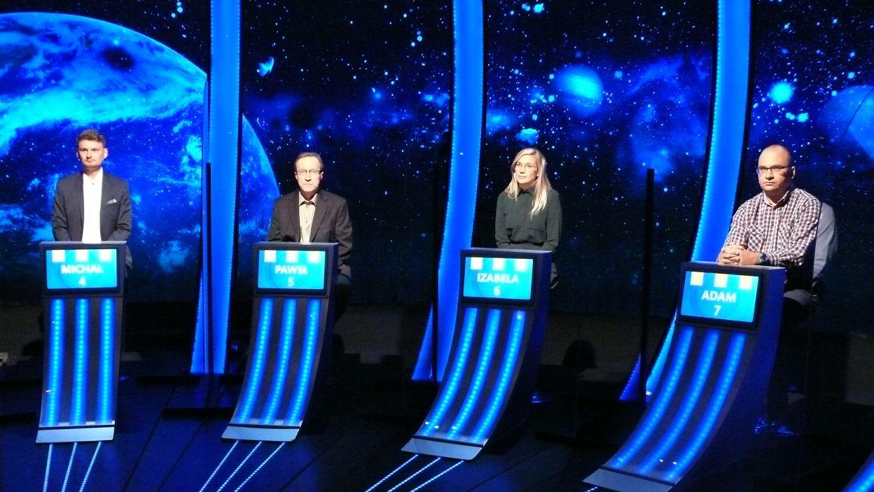 Zawodnicy wylosowali stanowiska gry w 1o odcinku 123 edycji