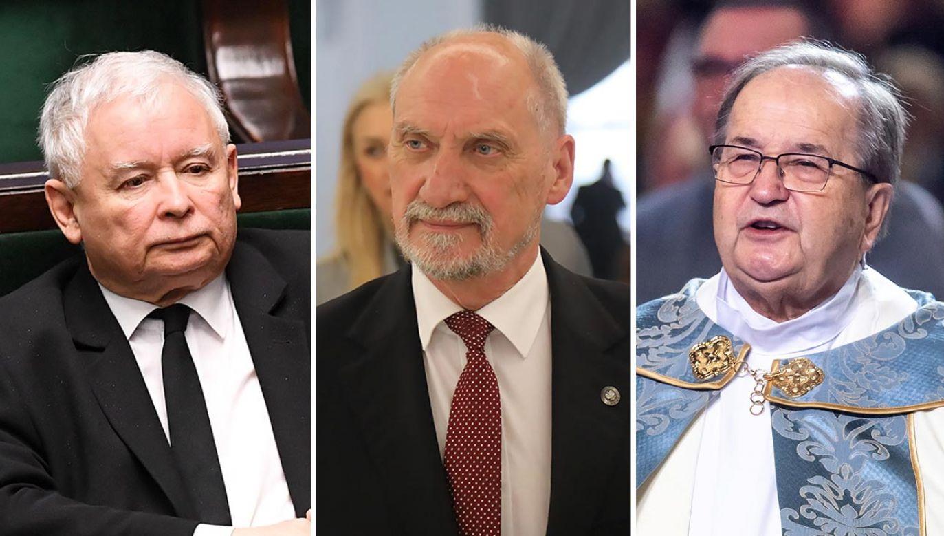"""""""Tematów jest mnóstwo"""" (fot. PAP/Radek Pietruszka, Wojciech Olkuśnik, Tytus Żmijewski)"""