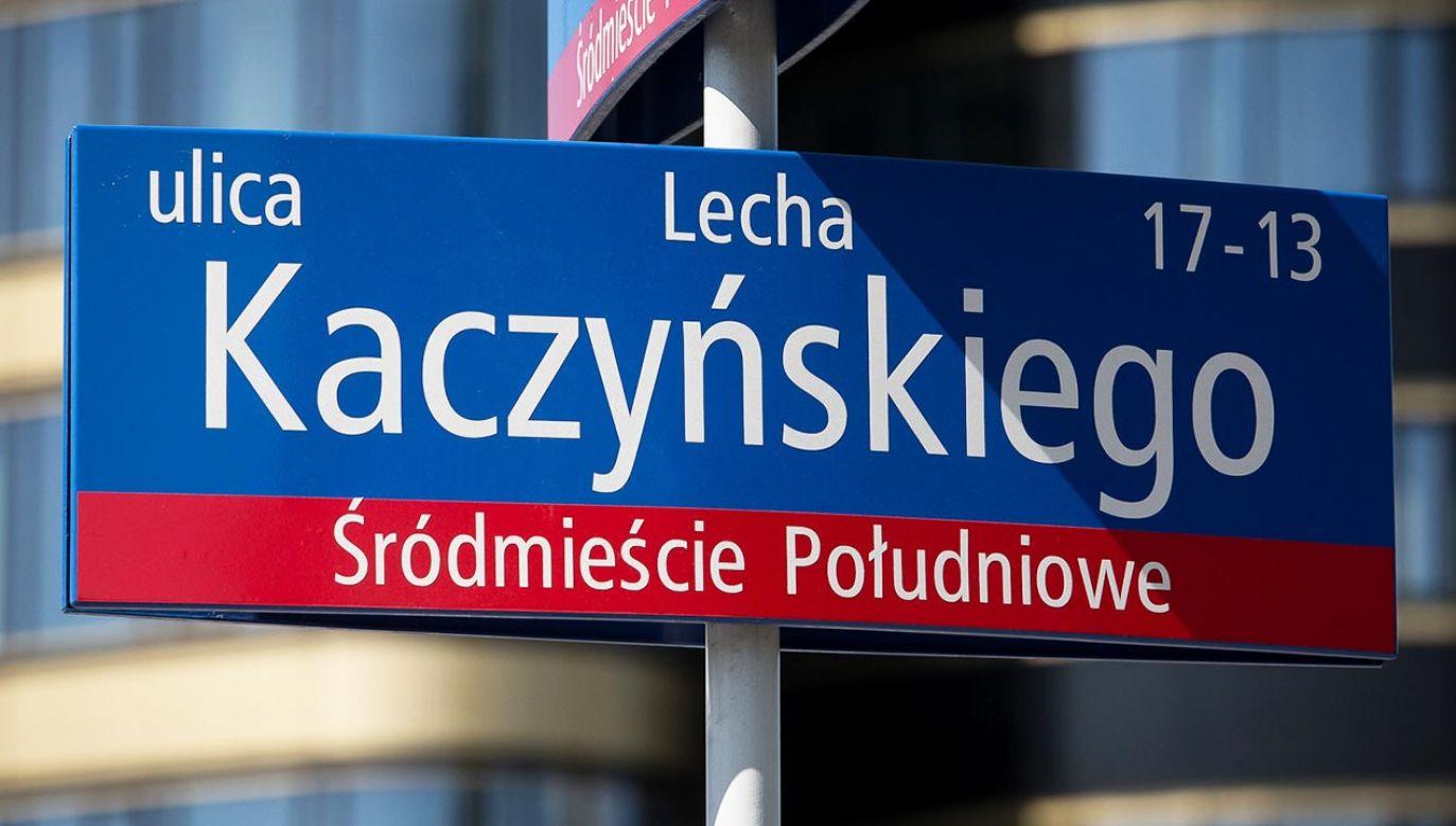 O sprawie pisze radny PiS Michał Szpądrowski (fot. Mateusz Wlodarczyk/NurPhoto via Getty Images)