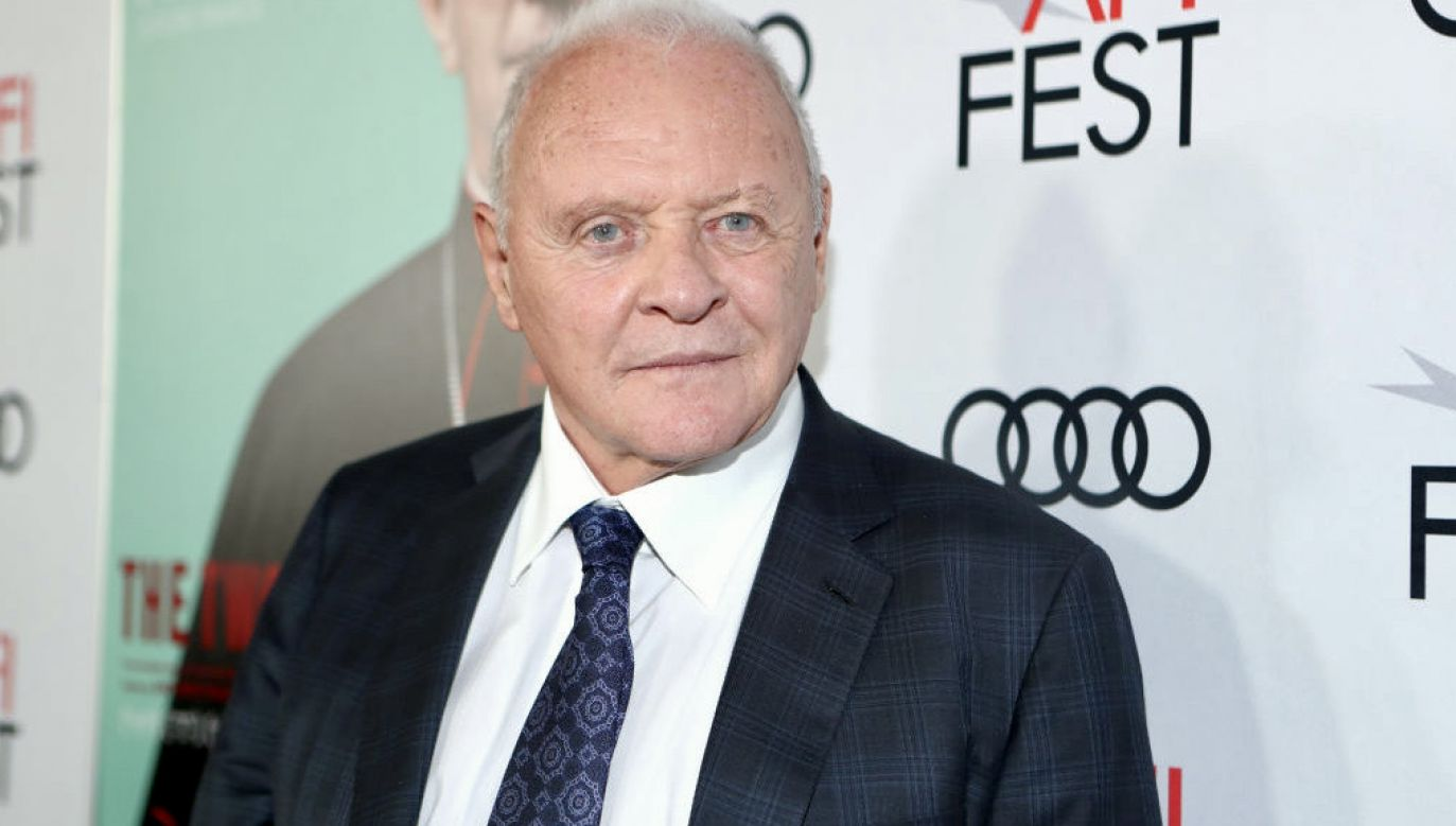 Anthony Hopkins (fot. Rich Polk/Getty Images for Netflix)