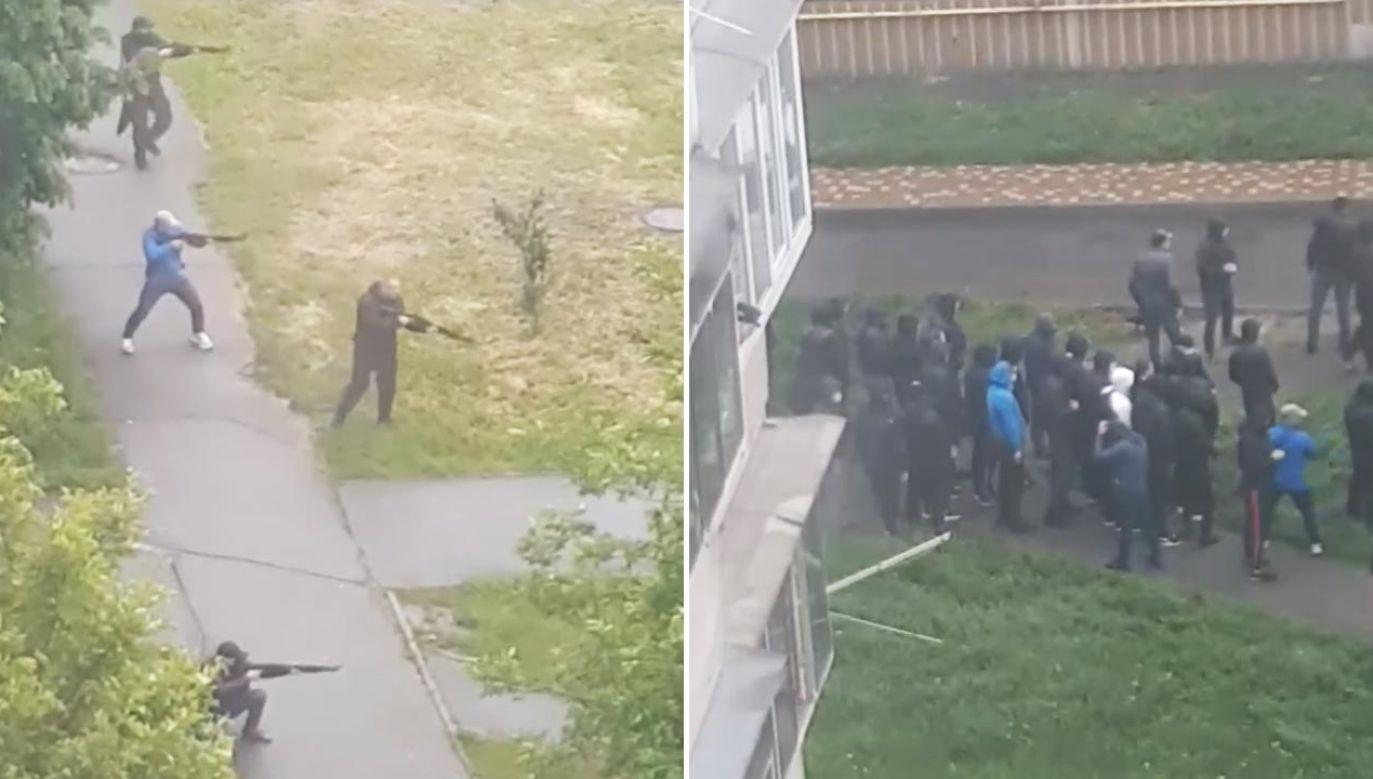 Do strzelaniny doszło na tle konfliktu między przedsiębiorcami (fot. Facebook/Oleksandr Tkachenko)