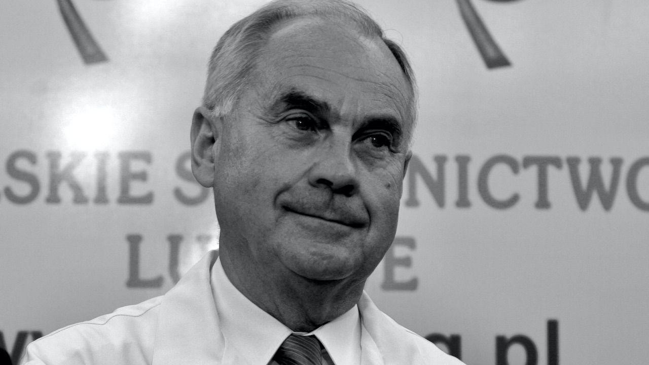 Aleksander Sopliński (fot. arch.PAP/A.Wiktor)