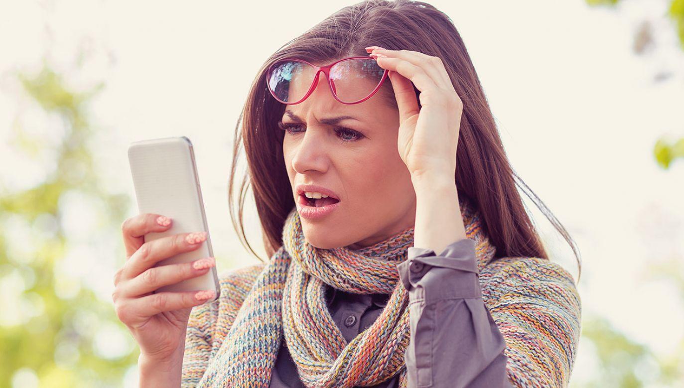 ZUS ostrzega przed fałszywymi meilami (fot. Shutterstock/FGC)