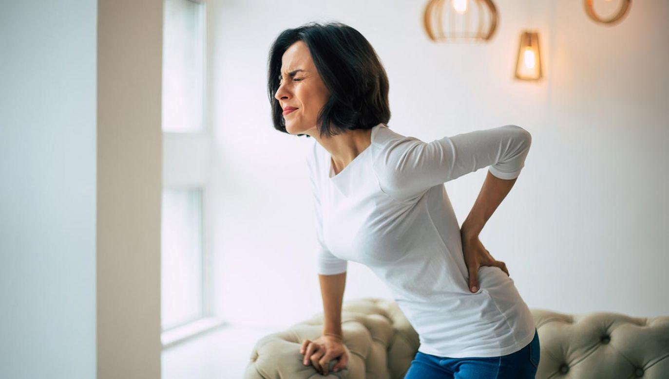 Skargi na ból u kobiet są bagatelizowane (fot. Shutterstock/My Ocean Production)