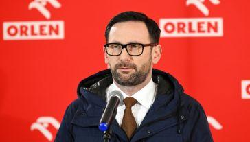 Daniel Obajtek (fot.PAP/Darek Delmanowicz)