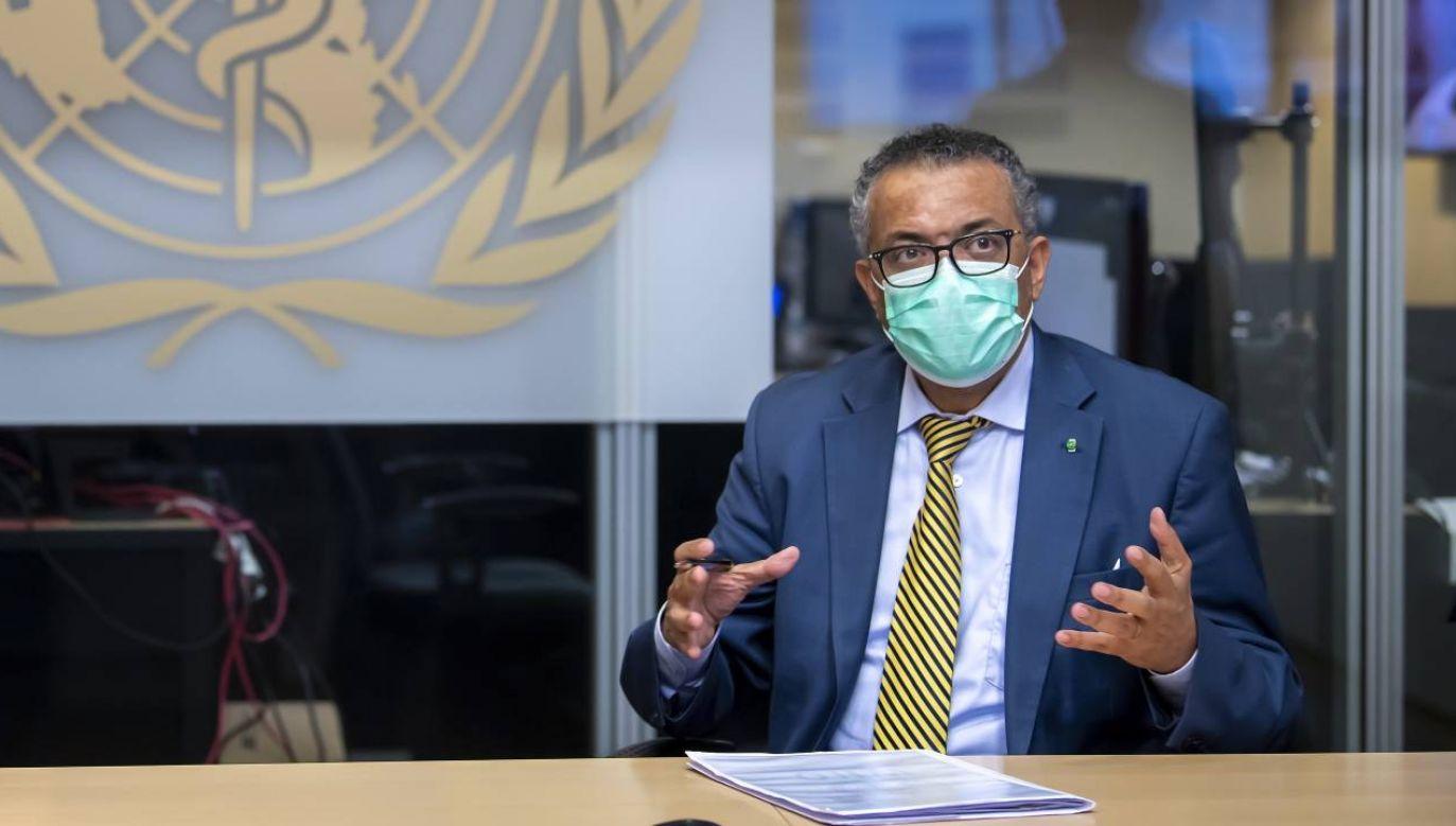 Zakażenie koronawirusem stwierdzono dotychczas u ponad 39 mln ludzi na świecie, a około 1,1 mln osób zmarło (fot. PAP/EPA/MARTIAL TREZZINI)