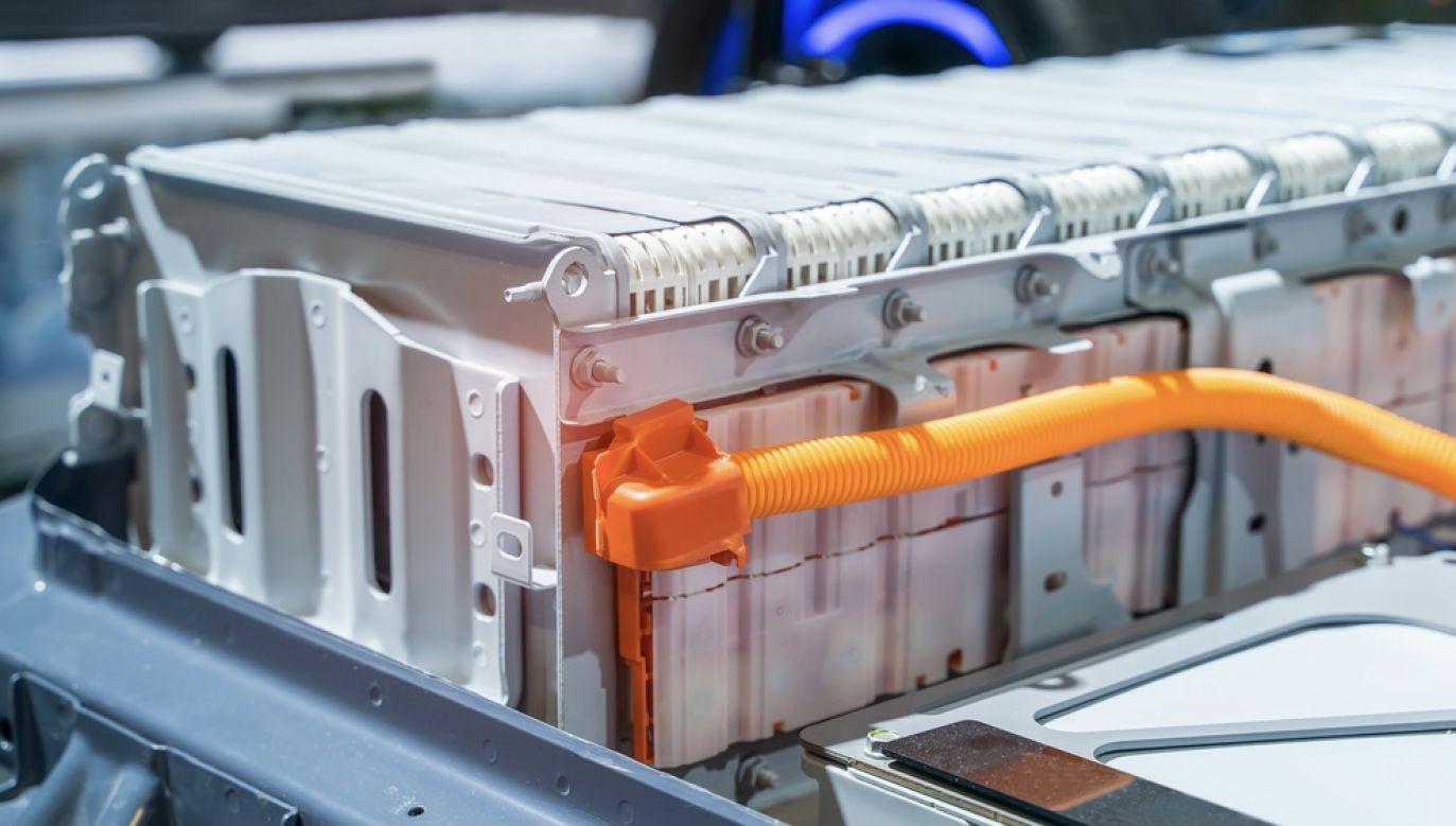 Eksport baterii wyniósł ok. 2,9 mld euro (fot. Shutterstock/asharkyu)