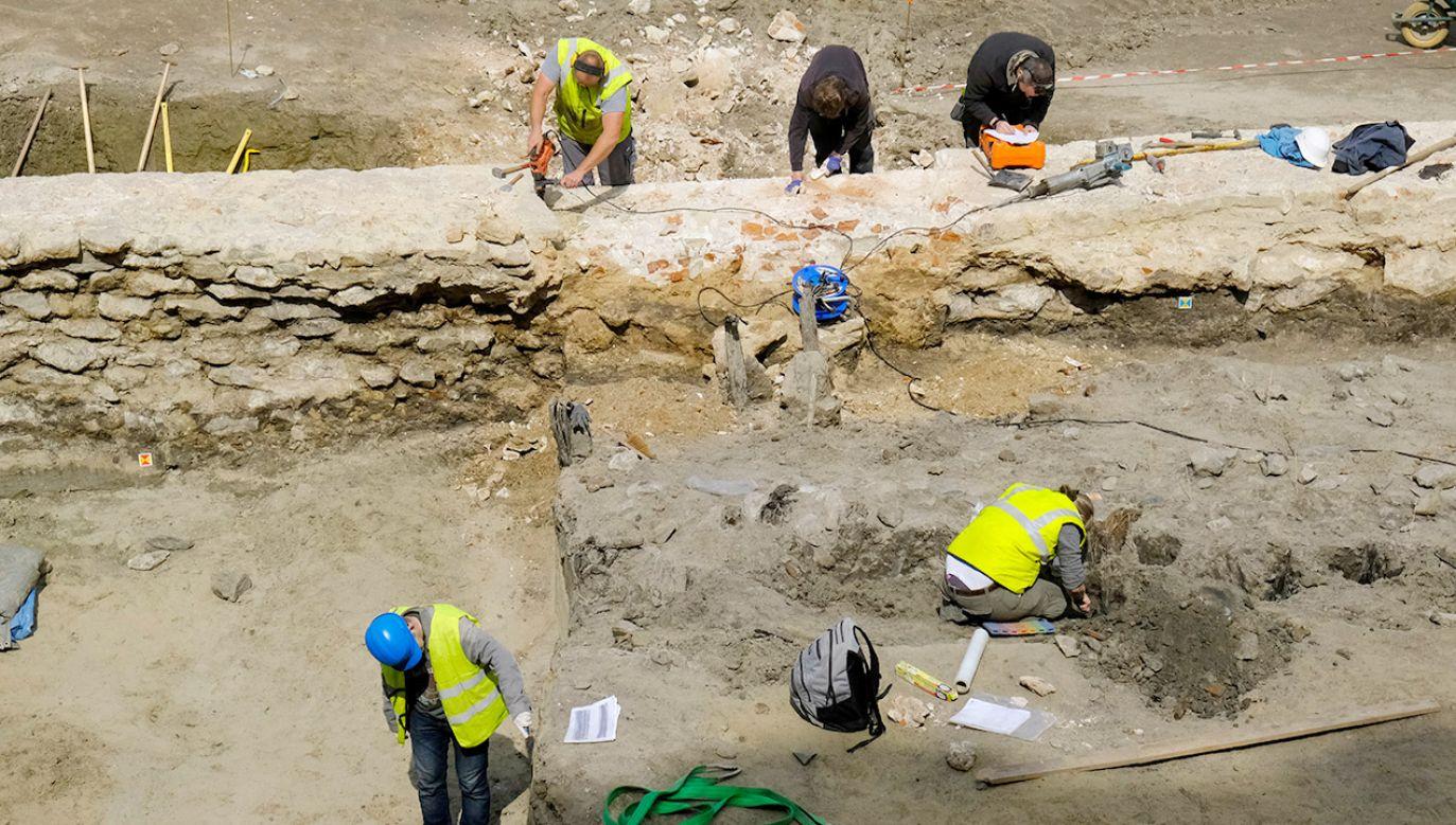 Odkrycie świadczy o tym, że w miejscu dzisiejszego centrum Brukseli ludzie osiedlili się już 1400 lat temu (fot. Shutterstock/Alexandros Michailidis)