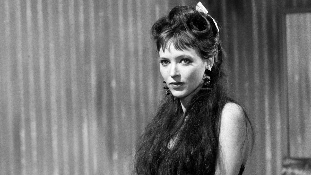Anna Karina współtworzyła w latach 60. kino francuskiej Nowej Fali (fot. REPORTERS ASSOCIES/Gamma-Rapho via Getty Images)