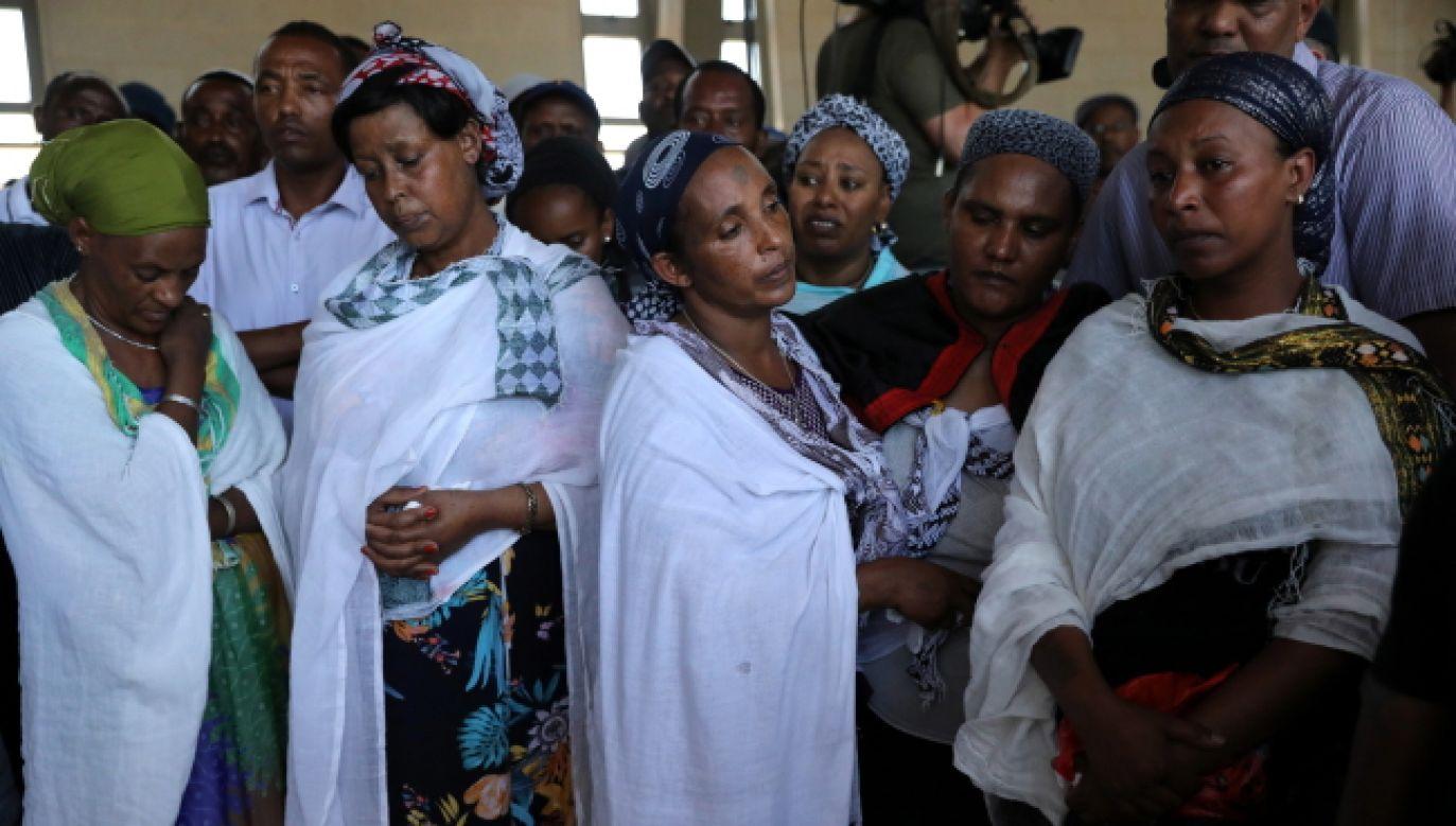 Dla młodych Etiopczyków rząd węgierski funduje stypendia (fot. PAP/EPA/ABIR SULTAN)