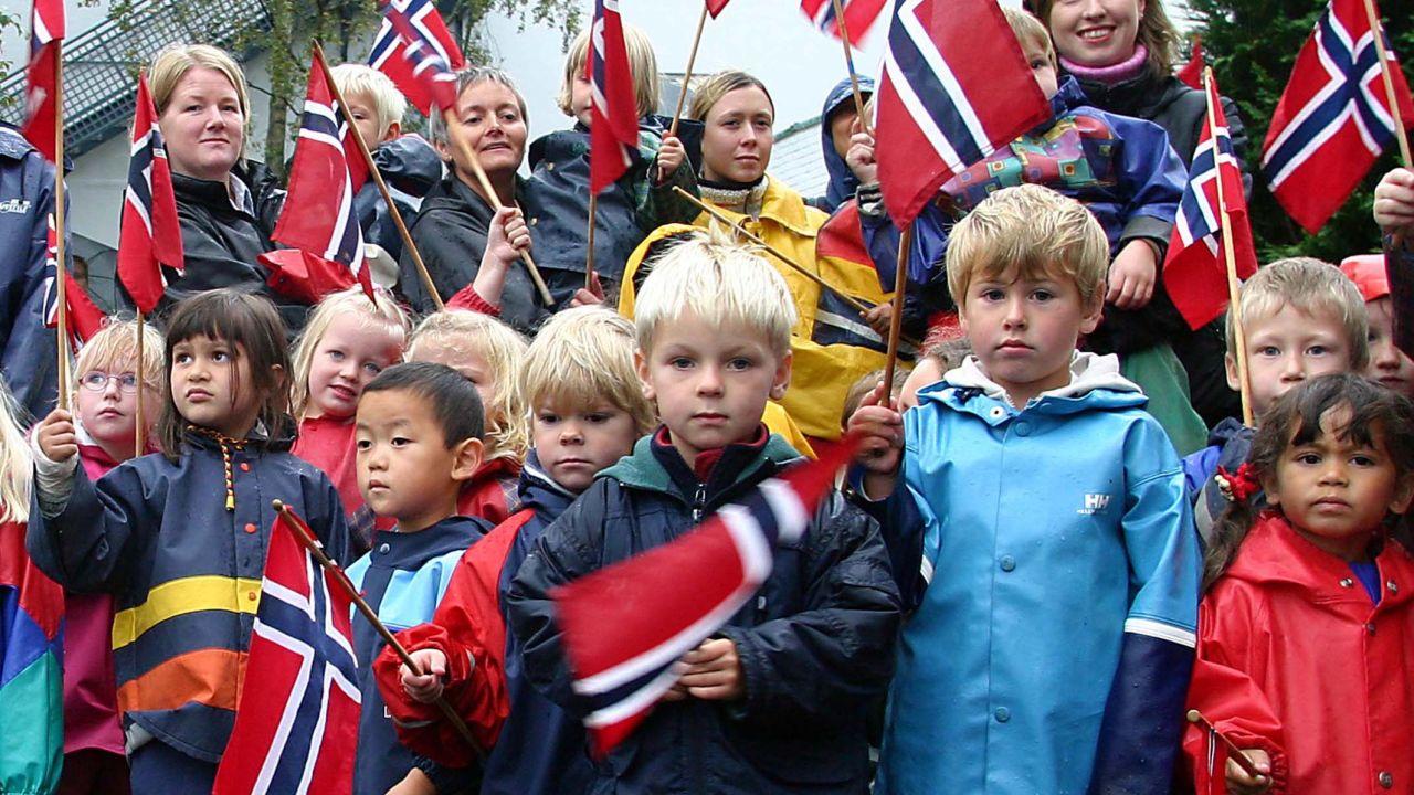 Niemal co jedenasty mieszkaniec Oslo to muzułmanin (fot.  PAP/Piotr Rybarczyk)