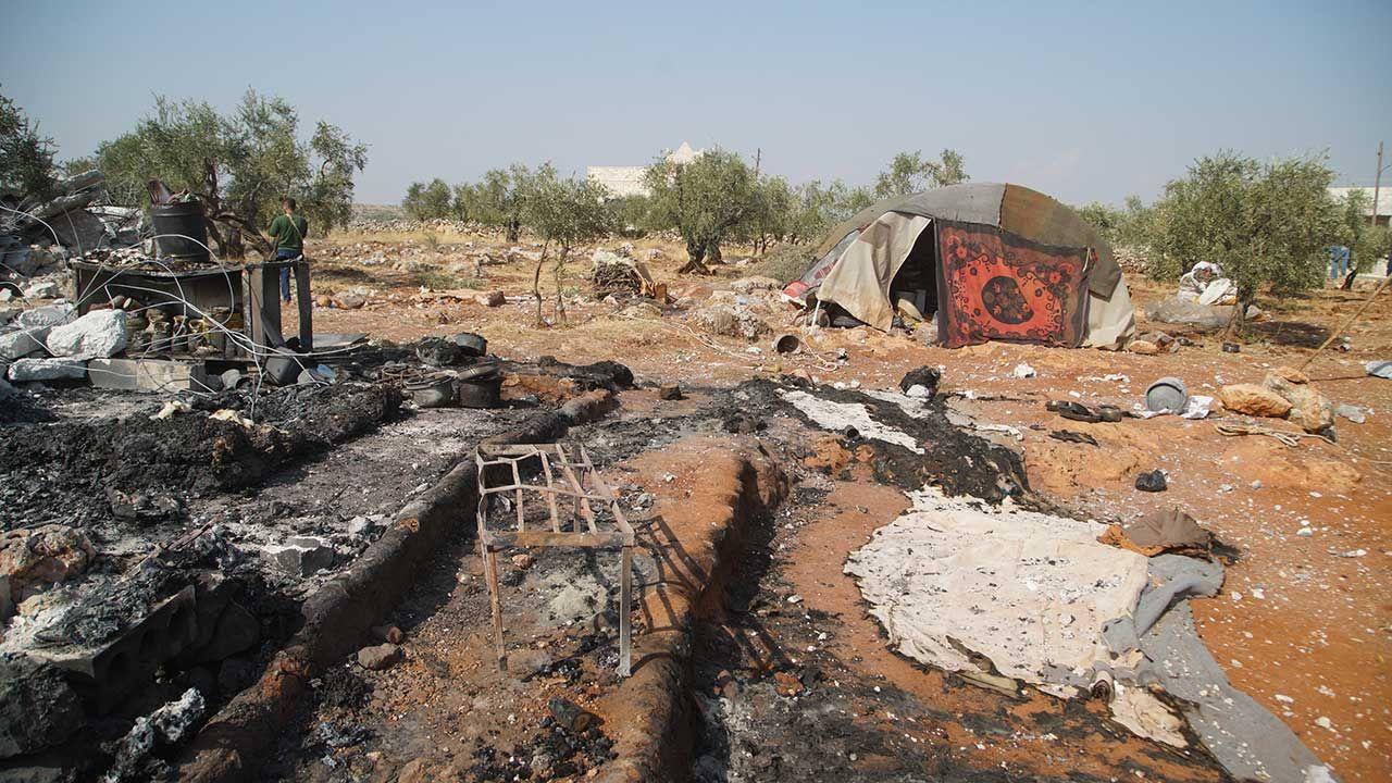 Bagdadi był przywódcą IS od 2010 roku, kiedy organizacja ta była jeszcze gałęzią Al–Kaidy w Iraku (fot. PAP/EPA/YAHYA NEMAH)