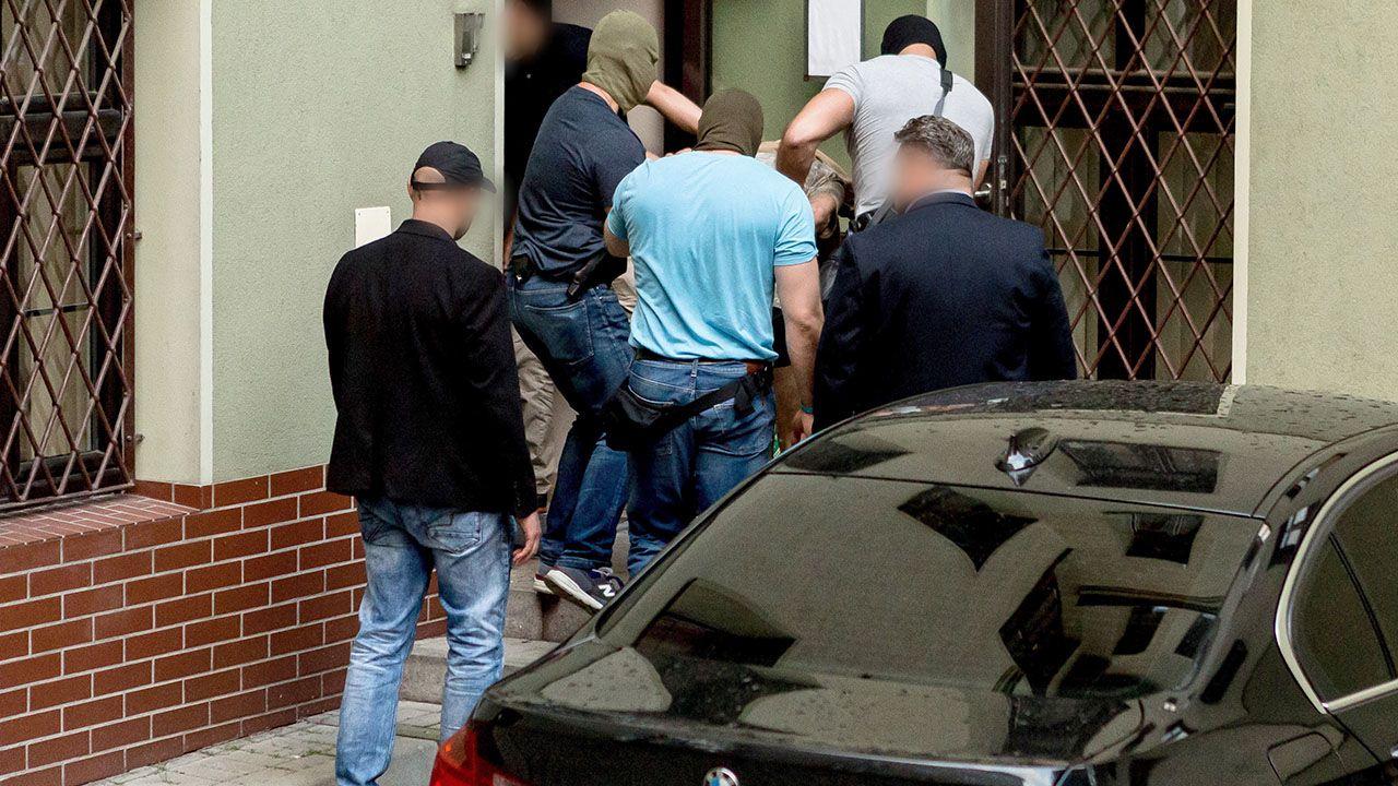 A. przyznał się do zarzucanych mu czynów (fot. arch.PAP/Maciej Kulczyński)