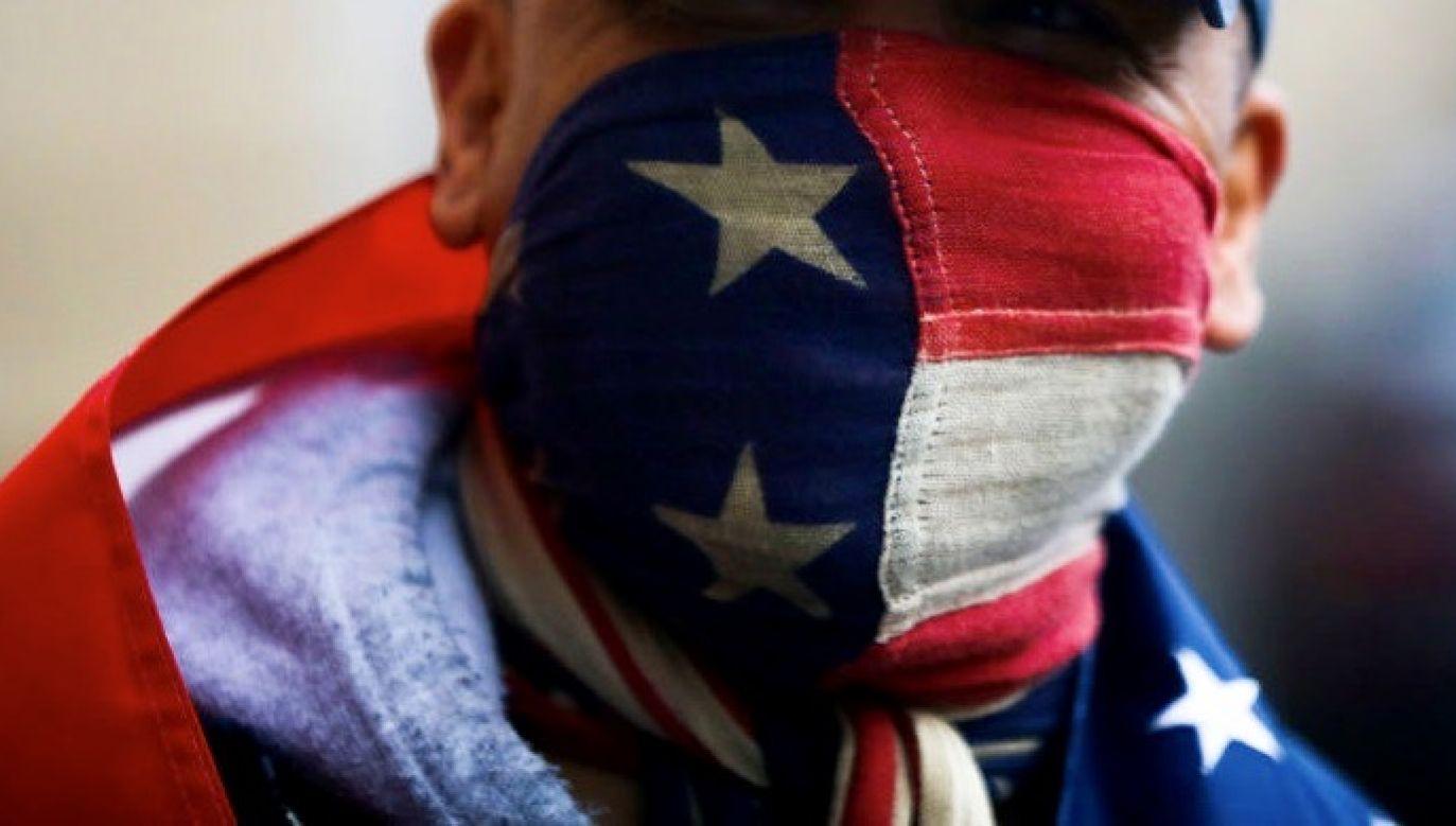 Prezydent USA chce zakwalifikować Antifę jako organizacjęterrorystyczną (fot. Beata Zawrzel/NurPhoto via Getty Images, zdjęcie ilustracyjne)
