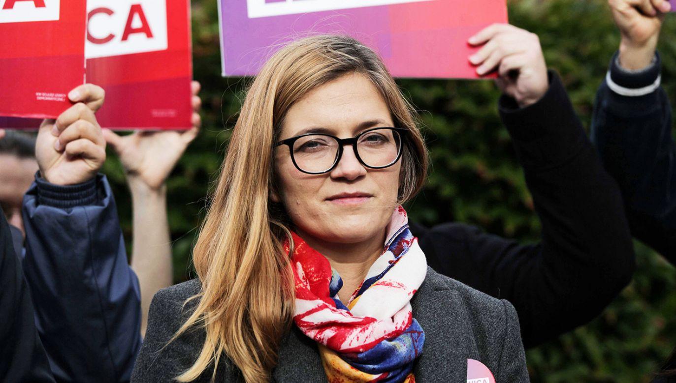 Magdalena Biejat (fot. arch.PAP/Mateusz Marek)