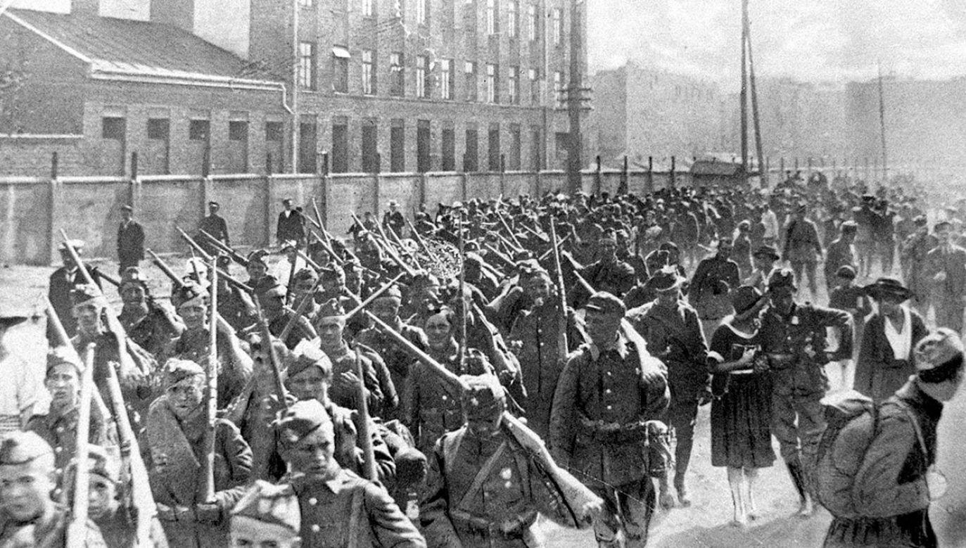 """""""Portret przeszłości 1920"""" ukazuje nieznane materiały dotyczące wojny polsko-bolszewickiej(fot. PAP/CAF-REPRODUCKJA, zdjęcie ilustracyjne)"""